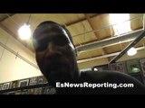 did boxing star ola afolabi get a lap dance from a 300 pound lady EsNews