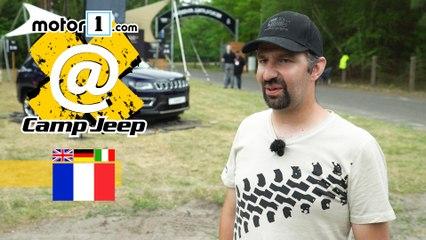 Julien nous présente sa Jeep Wrangler au Camp Jeep 2017