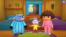 #33 Dora the explorer: Kids Learn Pajamas, Blankets, Beds, Listen Lullaby, Sleep Well at N