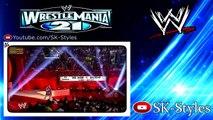 Big Show vs Akebono (Lucha Sumo) WWE WrestleMania 21 | Español Latino ᴴᴰ