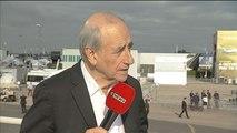 """Eric Trappier sur l'aviation : """"Pour que la réussite continue, il faut investir dans la recherche"""" - L'invité de Jean-Pierre Elkabbach"""