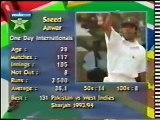 Shahid Afridi W.Record 100 off 37 Balls - Cric Chamber - YouTube
