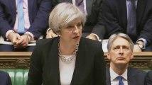 Les citoyens européens pourront rester au Royaume-Uni annonce Theresa May