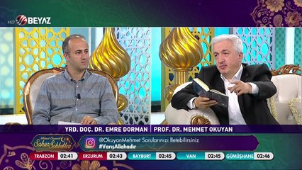 Mehmet Okuyan'la Sahur Sohbetleri 23 Haziran 2017