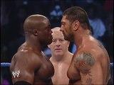 Batista vs Finlay vs Bobby Lashley vs King Booker - Dailymotion Full Match - WWE - No Mercy 2006