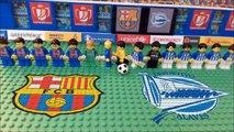 FC Barcelona 2016/17 • Lego Football Film 2017 • LaLiga • Champions League • Copa del Rey