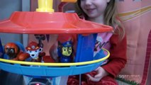 Paw Patrol Toys Rescue Peppa Pig Toys! Featuring Paw Patrol Lookout & Peppa Pig Plane