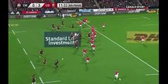 Joe Marler' huge ball-free tackle against Chiefs Rugby - Joe Marler's huge ball-free tackle in the match between the Chi