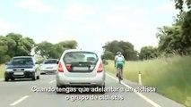 VÍDEO: cómo evitar los atropellos a ciclistas