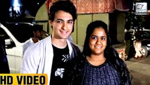 Salman's Sister Arpita Watches Tubelight With Hubby Aayush Sharma