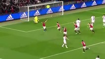 Gol di Matteo Darmian Manchester United-Crystal Palace