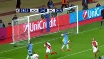 Gol di Fabinho contro il Manchester City