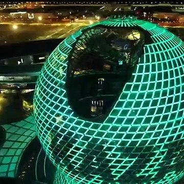 EXPO 2017. Лазерлік шоу және отшашу