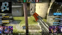 CS:GO When PRO PLAYERS Make SMART PLAYS!! (200 IQ Plays!)
