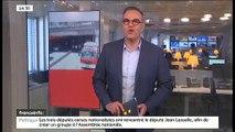 EN DIRECT - Les images incroyables du bus accidenté sous le pont Alexandre III à Paris - 4 blessés dont 1 grave - VIDÉO