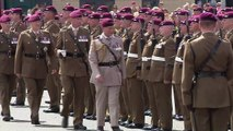 Prince Charles celebrates 40 years as Colonel-in-Chief