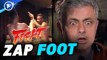 Zap Foot : Mourinho attend CR7, Balotelli fight, Ronaldinho Hand Spinner