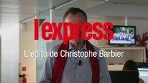 """"""" Nicole Belloubet ne fait pas d'ombre politique à François Bayrou""""-L'Édito de Christophe Barbier"""