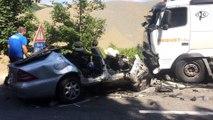Accident mortel à Anhée