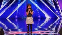 Simon n'attendait pas grand-chose de la fillette – mais elle a surpris tout le monde avec sa performance!
