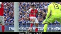 5 Great Cup Finals of 2017 Champions League Europa League FA Cup Copa del Rey Coppa Italia