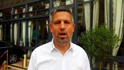 Olivier Abecassis, directeur de l'innovation et du digital du groupe TF1