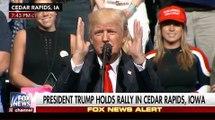 Late-night laughs: Trump returns to Iowa