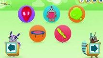 Numtums CBeebies - Educa Toddlers Gameplay