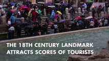 The Trevi Fountain rakes in $1.5M annually from tourists