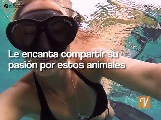 Ocean Ramsey, la buceadora más bella del mundo