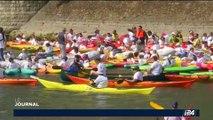 Jeux Olympiques 2024: Paris se met en Seine pour défendre sa candidature