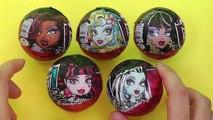 Des balles Chocolat Oeuf haute monstre Nouveau jouet 9 clawdeen oeufs surprise Draculaura surprise gh