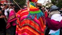 Celebran el Inti Raymi en Quito