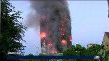 Incendie de la tour Grenfell: la cause du sinistre est un congélateur défectueux