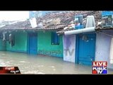 Shimoga: Water Breaks Out Of Hoskere, Town Flooded With Water