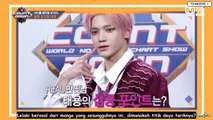 [INDO SUB] 170622 NCT 127 - TAEYONG 'M-Dol Rank #1'