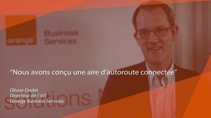 Dossier Smart Territoires_interview d'Olivier Ondet, Directeur de l'IoT chez Orange Business Services