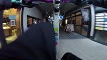 Freeride Wels 26 Hero 4 session (Freeride