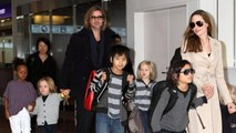 Brad Pitt Won't Give Any Hopes To Kids On Reconciling With Angelina Jolie