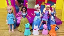 Changer agrafe couleur gelé la magie Magie beauté poche Princesse Elsa polly ❤ disney barbie salon