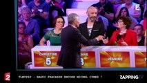 Nagui fracasse encore Michel Cymes dans TLMVPSP et c'est très drôle !