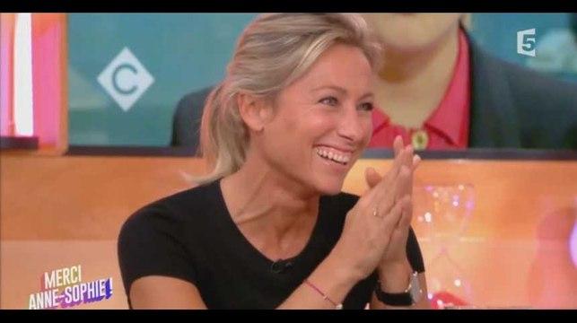 C à Vous - Anne-Sophie Lapix : Découvrez ses débuts à la télévision (Vidéo)