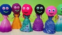 Enfants les couleurs visage la famille doigt pour enfants Apprendre garderie jouer rimes sourire les tout-petits doh