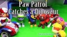 Parodie patrouille patte vidéo monde Nickelodeon dinosaurpatrol jurrasic