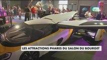 Salon du Bourget : les attractions phares - France