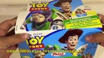 Des œufs histoire jouet histoire Kinder oeufs surprise des jouets de dessins animés, la surprise unboxing dans Mars 2017