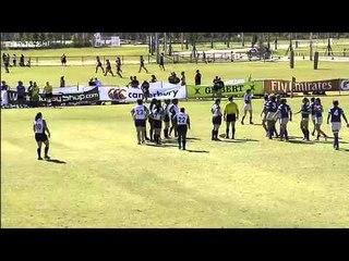 San Diego Surfers vs. Keystone Griffins [1st Half] - 2012 USA Rugby Women's Premier League Playoffs