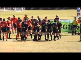 Twin Cities Amazons vs. Berkeley All-Blues - 2012 USA Rugby Women's Premier League Playoffs