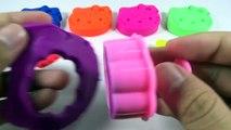 Et les couleurs Apprendre moules souris nombres jouer jouets Doh mickey donald canard, masha surprise