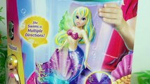 Et poupées magique sirène sirènes mon Princesse jouet jouets vidéos eau pays des merveilles ariel zuru